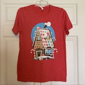 Holiday tee from Pretty Little Monograms!